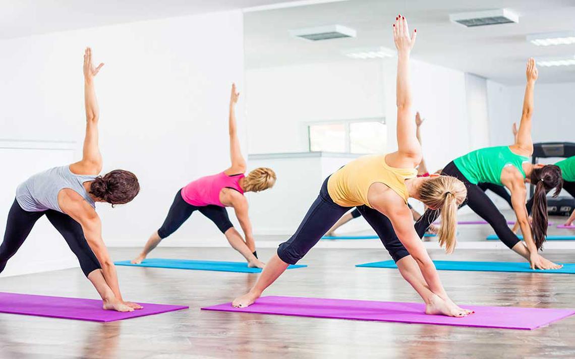 Buona salute attraverso l'esercizio