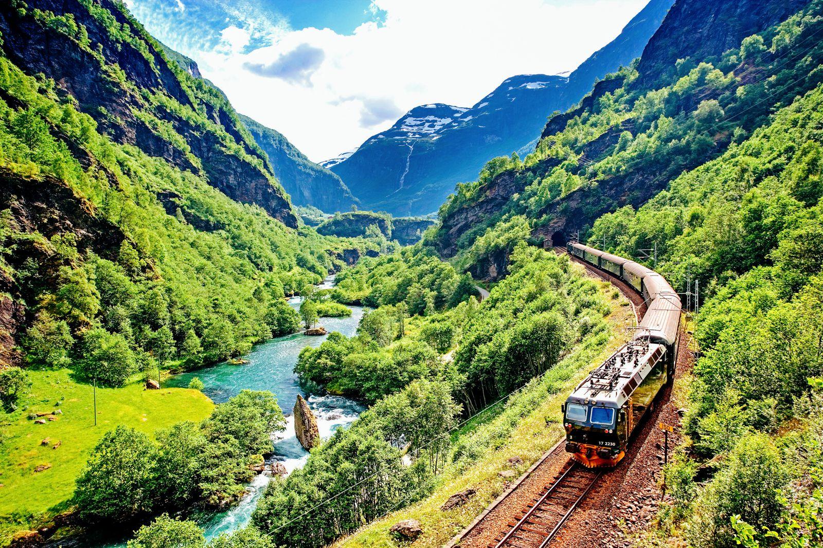 Come godersi il viaggio in treno